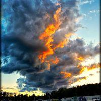 Impressive Cloud, Норт-Коллинс