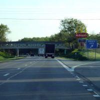 Service Area on Turnpike I-90, Норт-Коллинс