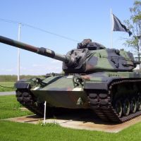 M60A3 Eden NY, Норт-Коллинс
