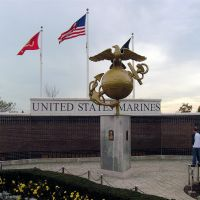 U.S. Marine Memoral, Норт-Тонаванда