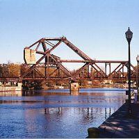 New York Central Bridge, Норт-Тонаванда