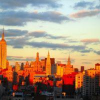 New York City Skyline Afternoon by Jeremiah Christopher, Нью-Йорк-Миллс