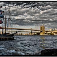 Pier 17, Нью-Йорк-Миллс
