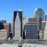 New York Skyline Panorama, Нью-Йорк-Миллс