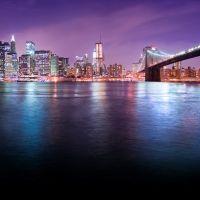 """""""La VENTANA de BROOKLYN"""" / Juan PIXELECTA, Нью-Йорк-Миллс"""