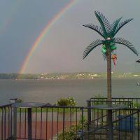 rainbow at havana, Ньюбург