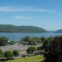 View from OCCC in Newburgh, Ньюбург