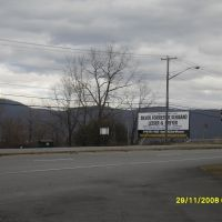 New Windsor, New York, (Route 9W) (December 2008), Ньюбург
