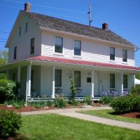 Harriet Tubman House, Оберн