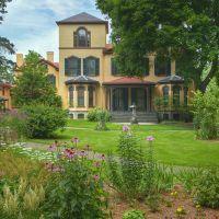 Seward House, Оберн