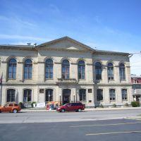 Ogdensburg Post Office, Огденсбург