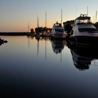 quiet marina, Огденсбург