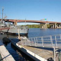 USS Slater (DE-766), Олбани