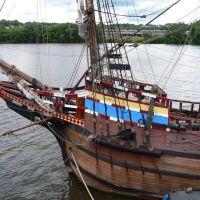 Hudson River at Albany, NY, Олбани