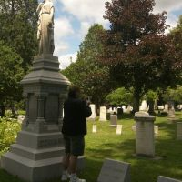 Huldah Ann McCraney - Murdered & Buried 1860 directly in front of Norman, Онеонта
