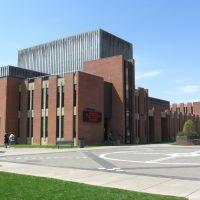 SUNY Oneonta Fine Arts Building, Онеонта