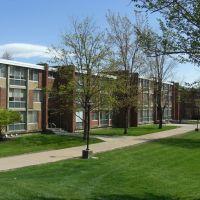SUNY Oneonta Huntington Hall, Онеонта