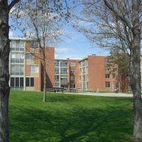 SUNY Oneonta Macduff Hall, Онеонта