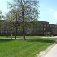SUNY Oneonta Netzer Administration Building, Онеонта