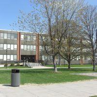 SUNY Oneonta Schumacher Hall, Онеонта