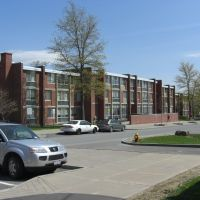SUNY Oneonta Sherman Hall, Онеонта