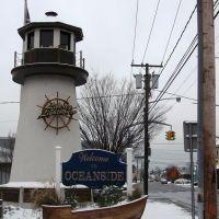 Oceansides Light House, Long Island, NY, Оушннсайд
