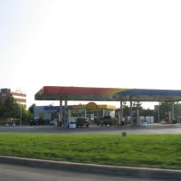 Corner of Buckley and Taft roads in Clay, Питчер-Хилл