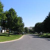 Clay neighborhood, Питчер-Хилл