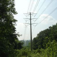 Power Lines over Long Path, Помона