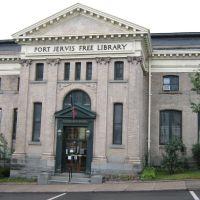 Port Jervis Free Library, Порт-Джервис