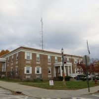 Port Jervis Municipal Building, Порт-Джервис