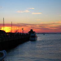 Port Jeff at Dusk, Порт-Джефферсон