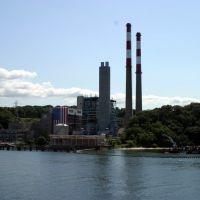 Port Jefferson Power Plant, Порт-Джефферсон