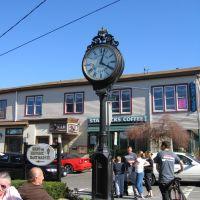 Clock Port Jeff Village, Порт-Джефферсон