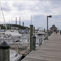 Port Jeff dock, Порт-Джефферсон