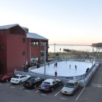 Ice Rink at Port Jefferson, Порт-Джефферсон