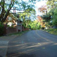 Rye, NY  country road, Порт-Честер