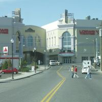 Port Chester Mall, Порт-Честер