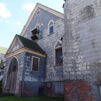 Old Church, Порт-Честер