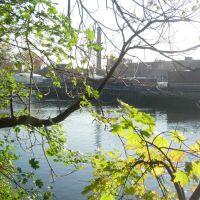 Byram River, Порт-Честер