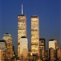 VIEW FROM HOBOKEN - NJ - 1999, Расселл-Гарденс