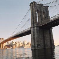 Brooklyn bridge, Ренсселер