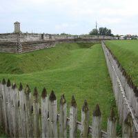 Fort Stanwix Glacis Berm, Ром