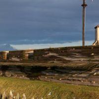 Fort Stanwix Panorama, Ром