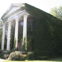 Empty House on Embargo St. Rome, New York, Ром