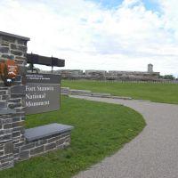 Fort Stanwix 1758, Ром