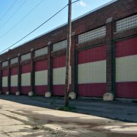 Serway -- old cabinet factory, Ром