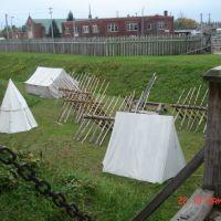 Fort Stanwix, Ром