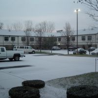 ExtendedStay Hotel Parking lot, Росслевилл