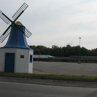 Rotterdam windmill, Роттердам